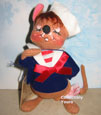 Annalee Mouse Sailor 2007